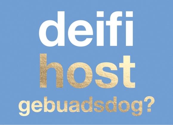 Postkarte: deifi host gebuadsdog?