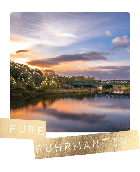 Postkarte: Pure Ruhrmantik
