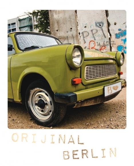 Postkarte: Orijinal Berlin