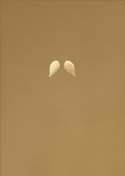 Postkarte: Engelsflügelchen