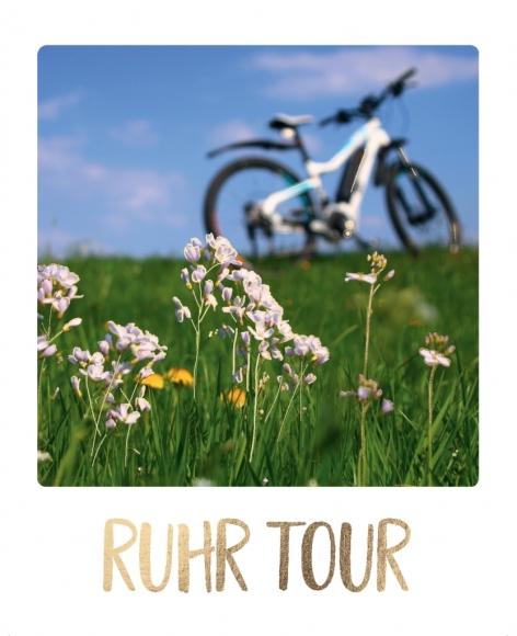 Postkarte: Ruhr Tour