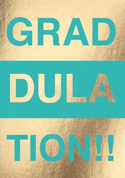 Doppelkarte: Graddulation!!