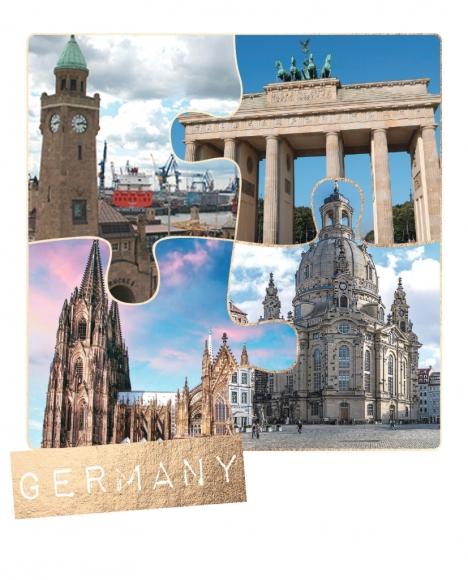 Postkarte: Germany