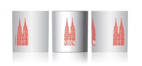 Kaffeebecher Kölner Dom