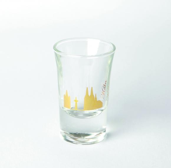 Stamper Köln-Silhouette