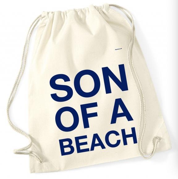Turnbeutel Son of a beach