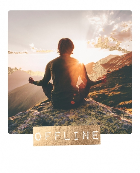 Postkarte: Offline