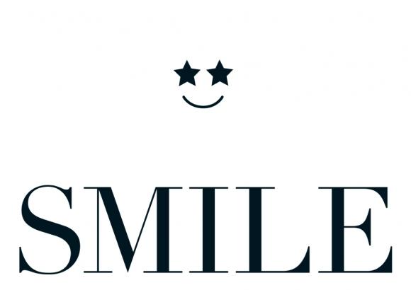 Postkarte: Smile