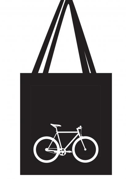 Tasche Rennrad - schwarz