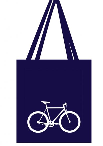 Tasche Rennrad - blau