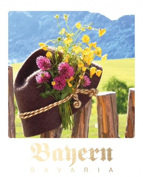 Postkarte: Bayern - Bavaria