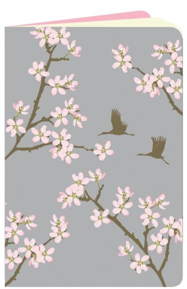 Heft flowerpower Kirschblüten