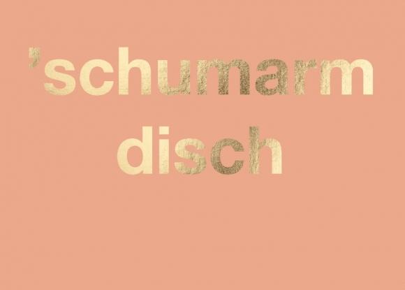 Postkarte: 'schumarmdisch