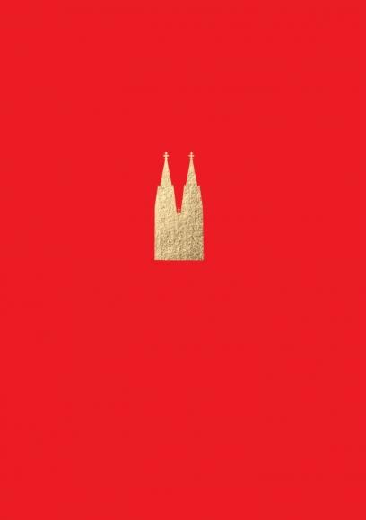Doppelkarte: Kölner Dom