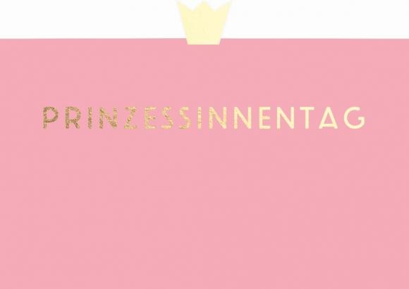 Postkarte: Prinzessinnentag