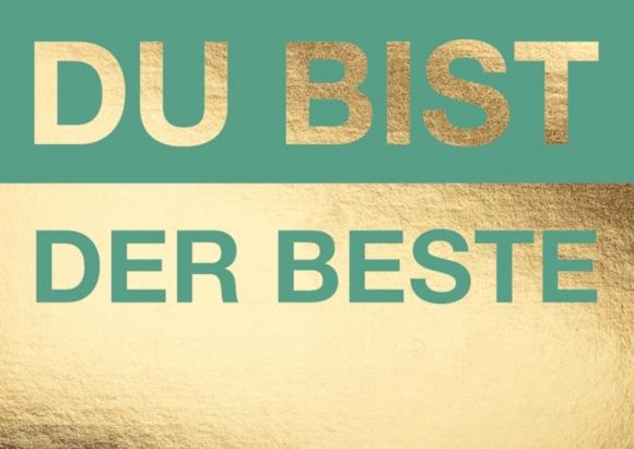 Postkarte: Du bist der Beste