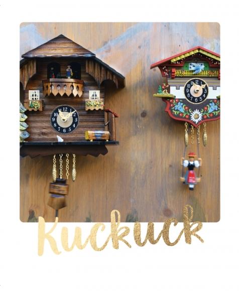 Postkarte: Kuckuck