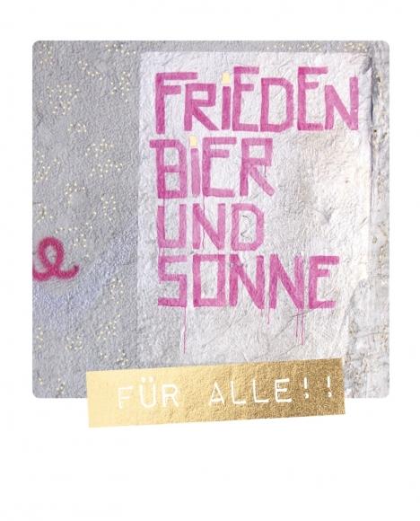 Postkarte: Für alle!!