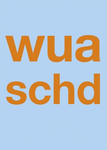 Postkarte: wuaschd