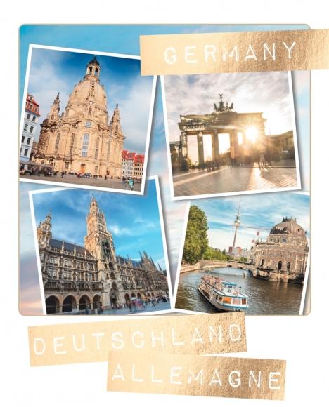 Postkarte:Germany - Allemagne - Deutschland