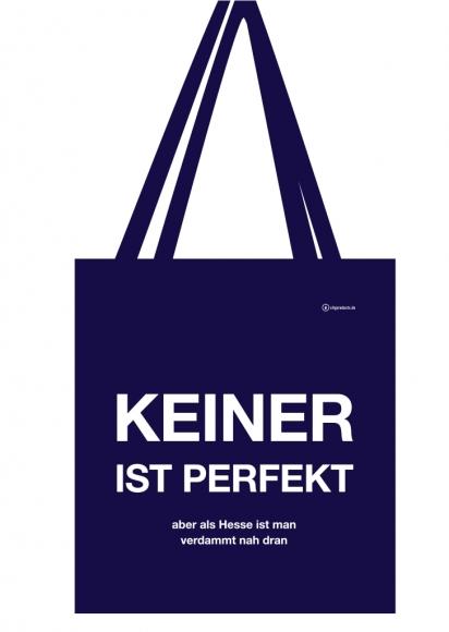 Tasche Keiner ist perfekt, aber als Hesse ist man verdammt nah dran