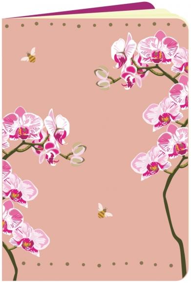 Heft flowerpower Orchidee
